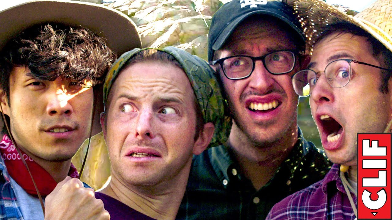 The Try Guys 12-Mile Wilderness Adventure thumbnail