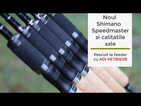 Noul Shimano Speed Master si calitatile sale