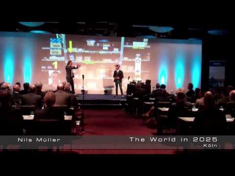 TrendONE - Visionary Keynote - Nils Müller