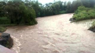 preview picture of video 'Crecida de río Los Sosa - Tucuman - 25/02/2015'