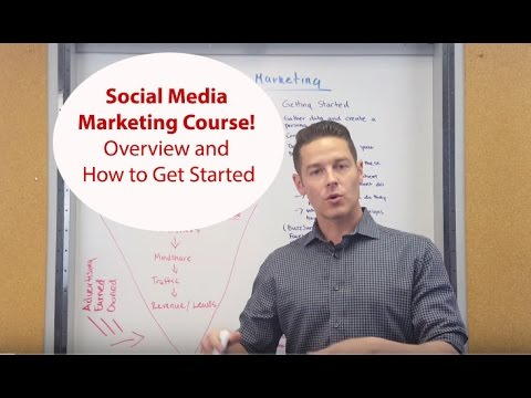 Social Media Marketing Course! Overview and How to Get Started – John Lincoln, Ignite Visibility