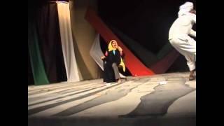 مشهد الخليجي و الخليجية من مسرحية رحمة و نور تحميل MP3