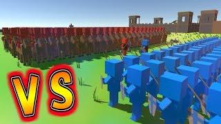 マイクラ!?メチャクチャかっこいい戦闘ゲームが面白すぎた!!AncientWarfare2-実況プレイ