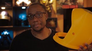 3D-Printing a NASA ACES Helmet for Adam Savage! - Video Youtube