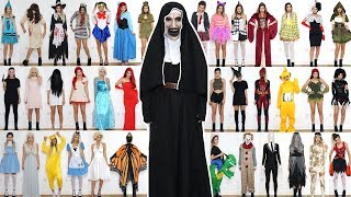 50 HALLOWEEN COSTUME IDEAS!