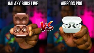 Galaxy Buds Live vs AirPods Pro vs Pixel Buds 2 vs Sony SP800N