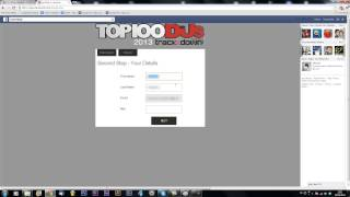 How to vote for Djs From Mars on Dj Mag Top 100