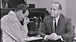 The comedy team of David Janssen and Tim Conway 1965 -  Exclusive NEW TO YOUTUBE
