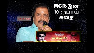 Sivakumar opens up for MGR | #MGR93 | ShowTalks | GoldenMemories