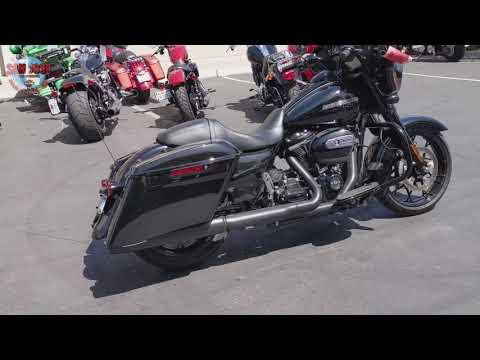 2020 Harley-Davidson Street Glide® Special in San Jose, California - Video 1