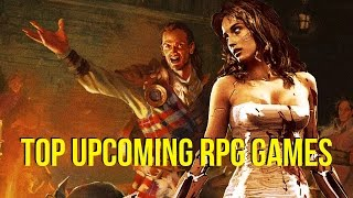 Best upcoming RPG games in 2016, 2017 and 2018
