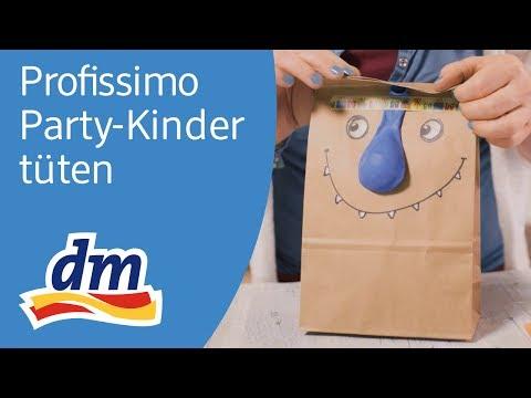 dm Profissimo Kinder-Party-Tüten