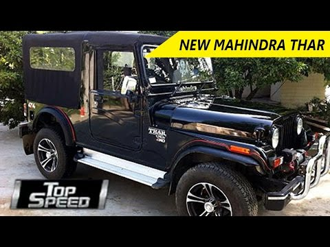 Mahindra Thar For Sale Price List In India November 2018