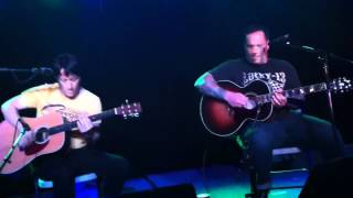 Face to Face - Overcome Acoustic Live