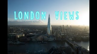 THE BEST VIEWS IN LONDON!