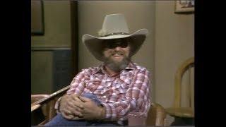 Charlie Daniels on Letterman, July 27, 1982