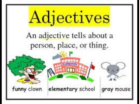 mp4 Exercise How Adjective, download Exercise How Adjective video klip Exercise How Adjective