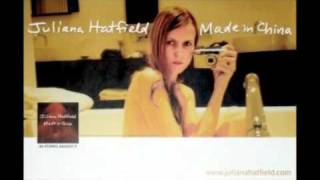 On Video ~ Juliana Hatfield