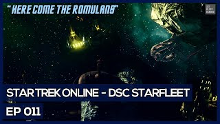 Star Trek Online - Age Of Discovery - Here Come The Romulans [DSC Federation]