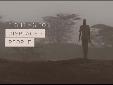 Fighting for Displaced People