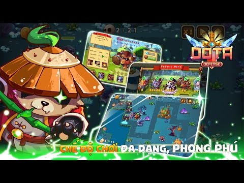 Heroes Defender Fantasy - Epic Tower Defense Game Video