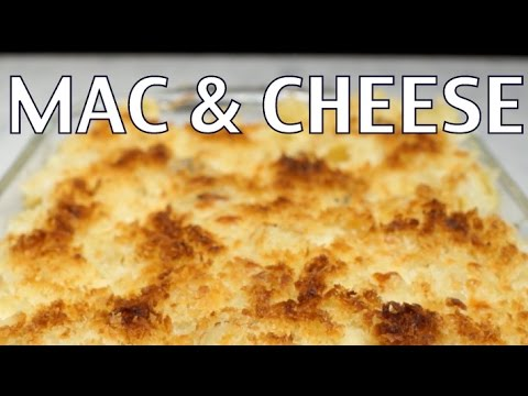 Mac n Cheese (Traditional) Recipe – BenjiManTV