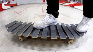 MOST POINTLESS SKATEBOARD Game Of S.K.A.T.E.