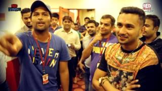 Honey Singh @ Red FM studio - YouTube