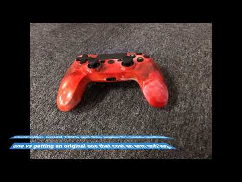 User Review: CHENGDAO PS4 Controller Wireless 2020 New Galaxy Style Dual Shock High Performance...