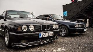 BMW E34 ОСТАЛИСЬ ЕЩЕ ЖИВЫЕ ?