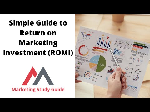 Simple Guide to Return on Marketing Investment (ROMI)