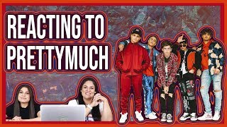 REACTING TO: PRETTYMUCH GONE 2 LONG   AUDIO, CHOIR VERSION, AND EW VERSION