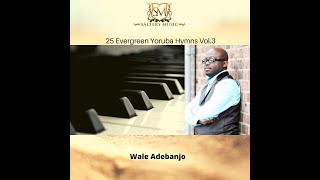 BRAND NEW !!!   25 Evergreen Yoruba Hymns Vol. 3   Wale Adebanjo