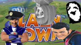 YouTube Poop: A LazyTown Episode but It's a YTP and Everyone is Stephanie