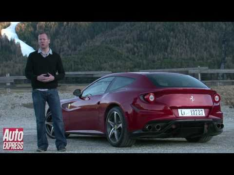 Ferrari FF - Auto Express