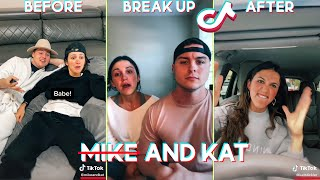New Mike and Kat Tik Tok Videos - Mike and Kat Before Break Up and After The Sticklers (Katstickler)