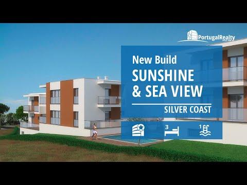 Novos apartamentos junto à Baía de São Martinho do Porto | Costa de Prata Portugal