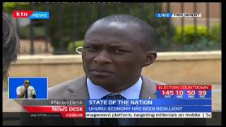 Nairobi Woman Rep. Rachel Shebesh says the president is expected to table Jubilee Party score card