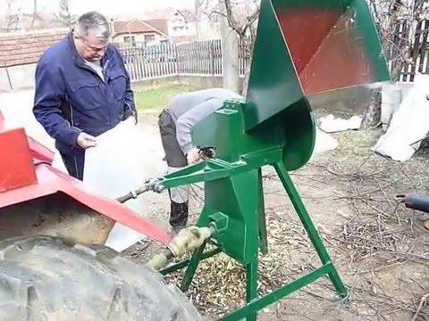 Majevica Drobilica drveta/Majevica Wood choppers