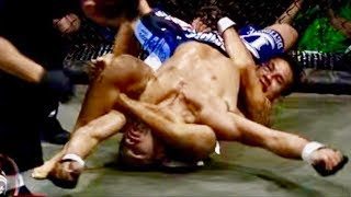 Top 20 Rarest Submissions In Professional MMA