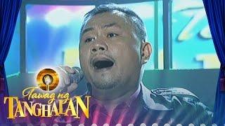 Tawag ng Tanghalan: Marlon Fuentes | It's Time To Cry