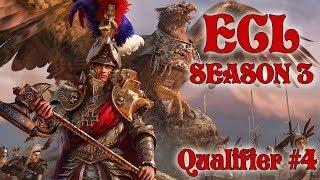 ECL Season 3   Total War: Warhammer II Competitive League/Tournament - Qualifier #4