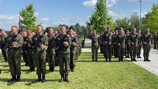 Wideo: Ślubowanie terytorialsów w Głogowie