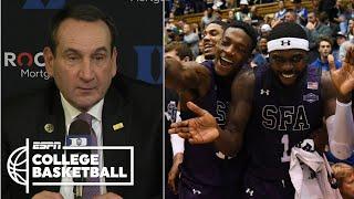Coach K: Duke didn