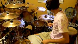 Wipeout!   Drum Cover   The Surfaris