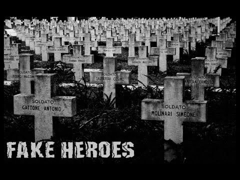 Glasswalker - Fake Heroes (Music Video)