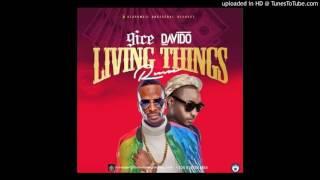 9ice Ft Davido   Living Things Rmx