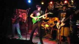Beyond Salvation live at The Saint