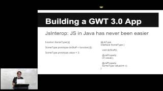 GWT.create 2015 - Building a GWT 3.0 App with Java 8 (James Nelson)