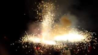 preview picture of video 'Ceptrotada 1ª Part -  Ball de Diables Caldes de Montbui - 2013'